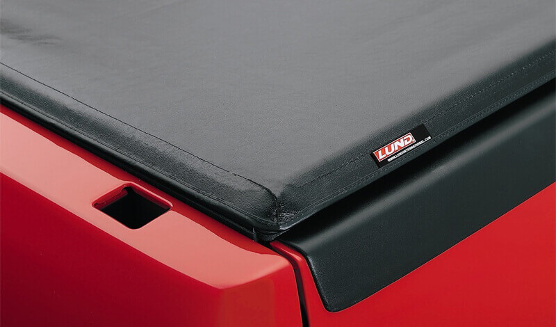 Lund Genesis Roll Up Truck Bed Tonneau Cover