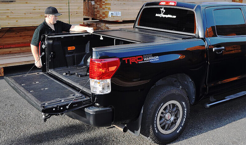BAK Industries RollBak G2 Aluminum Hard Retractable Tonneau Bed Cover